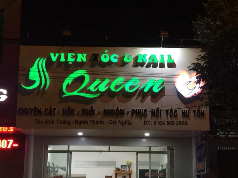Viện tóc Queen