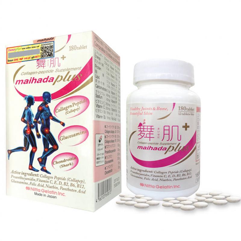 Viên Uống Bổ Khớp Collagen Maihada PluS