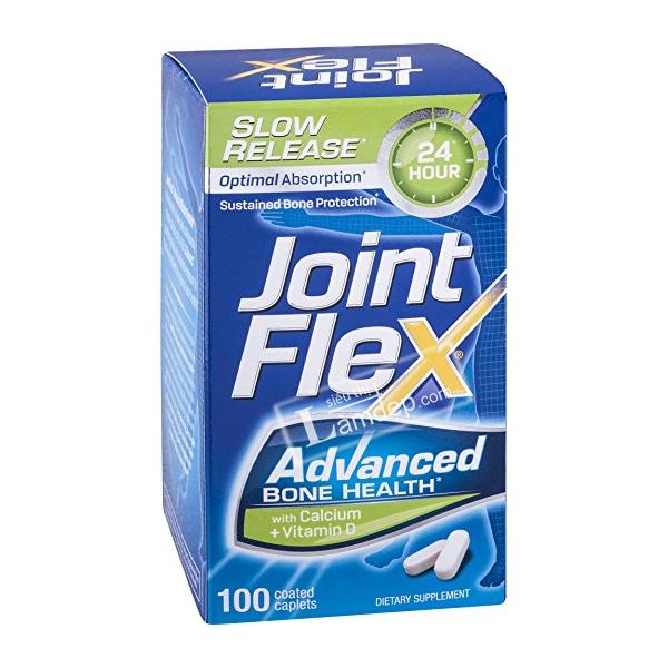 Viên Uống Bổ Khớp Jointflex Advanced Bone Health hộp 200 viên