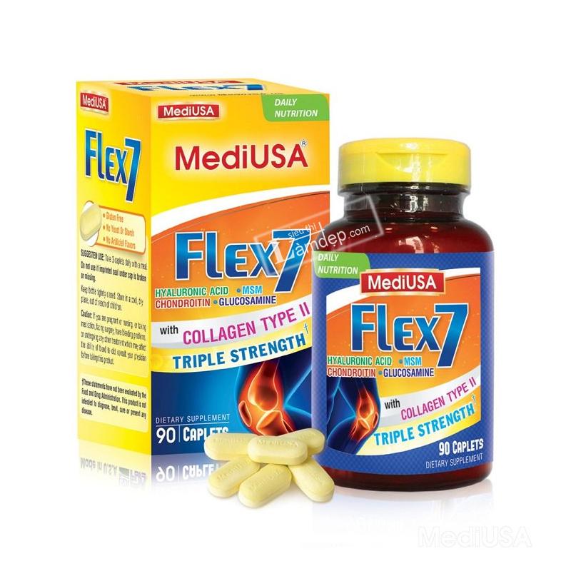Viên Uống Bổ Khớp MediUSA Flex-7