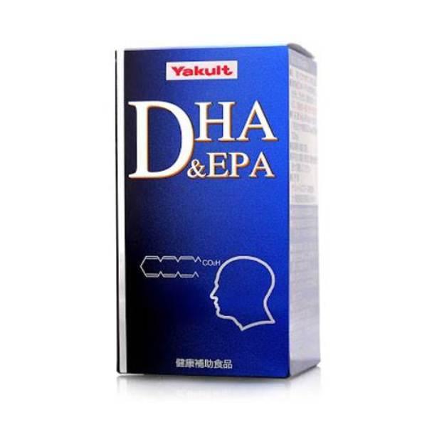 Viên uống bổ não DHA & EPA Yakult