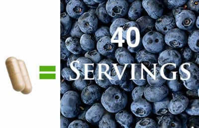 Viên uống bổ sung vitamin C từ Nature's Lab Super Vitamin C 1000mg giàu dưỡng chất, chỉ cần hai viên đã tương đương với bạn ăn 40 quả việt quất