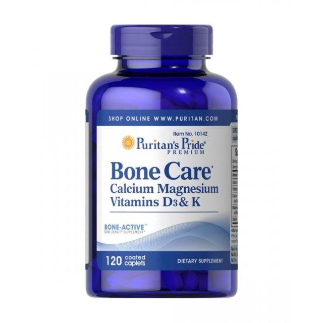 Viên uống bổ xương Puritan's Pride Bone Care 120 viên: