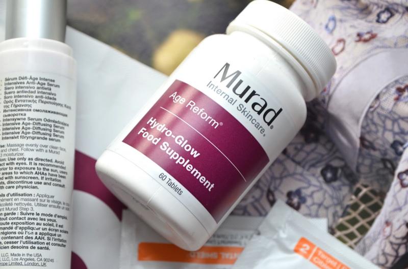 Viên uống cấp nước Murad Hydro-Glow Dietary Supplements