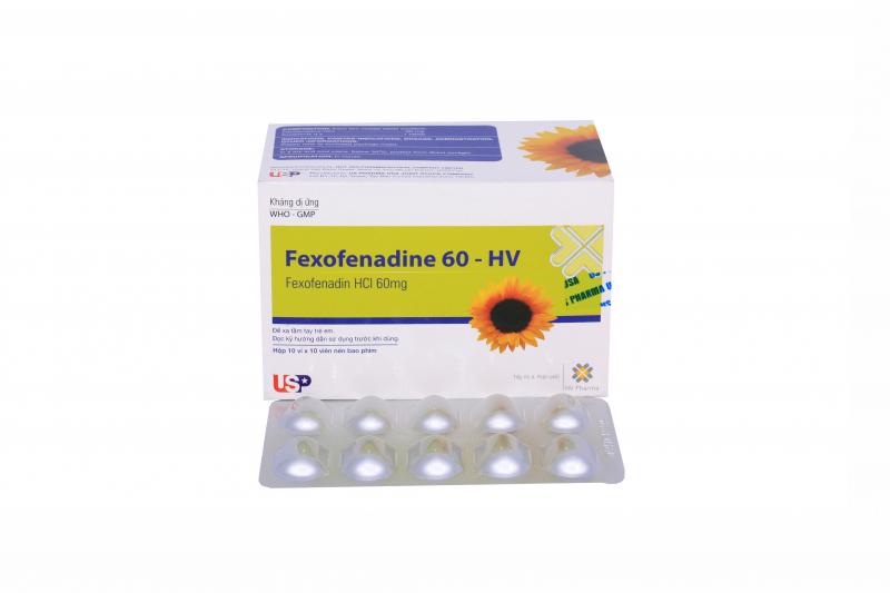 Fexofenadine có thể dùng cho nhiều đối tượng