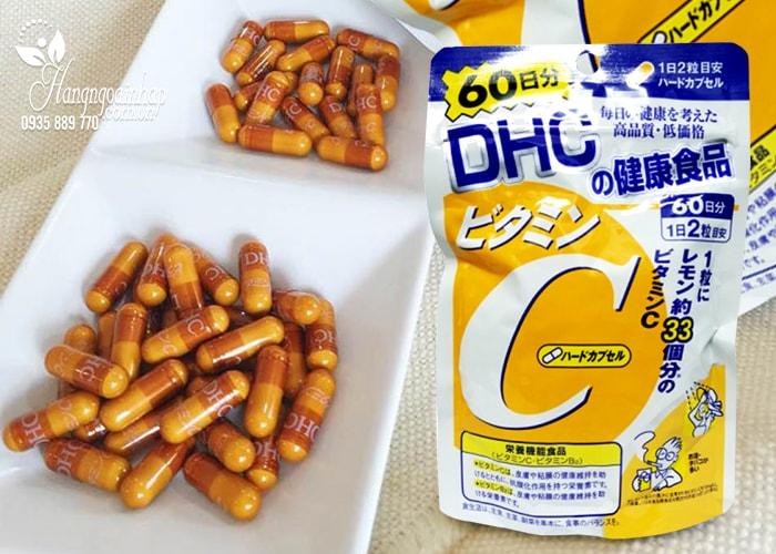 Viên uống DHC bổ sung Vitamin C 120 viên 60 ngày của Nhậ