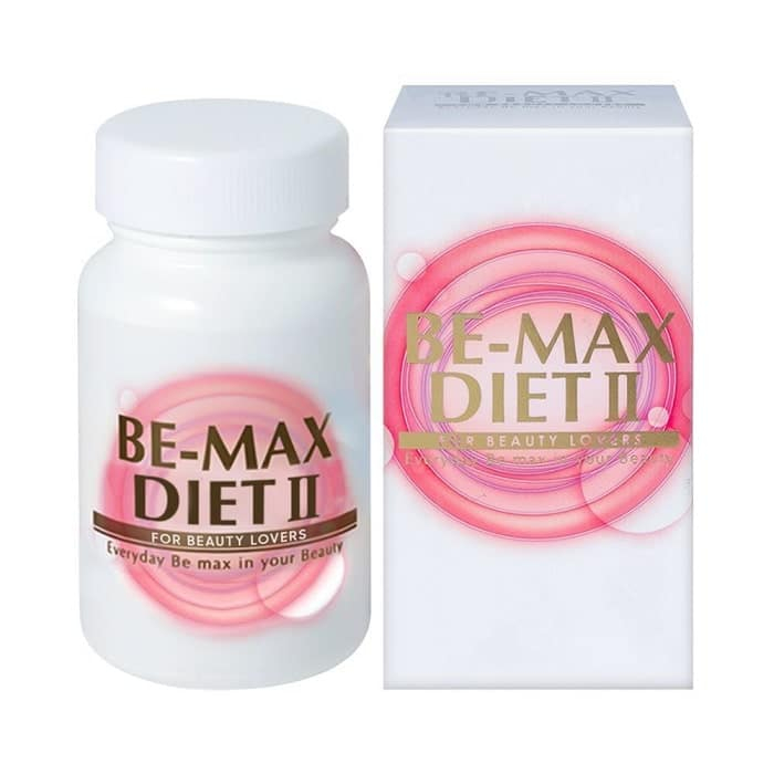 Viên uống hỗ trợ giảm cân Be Max Diet II