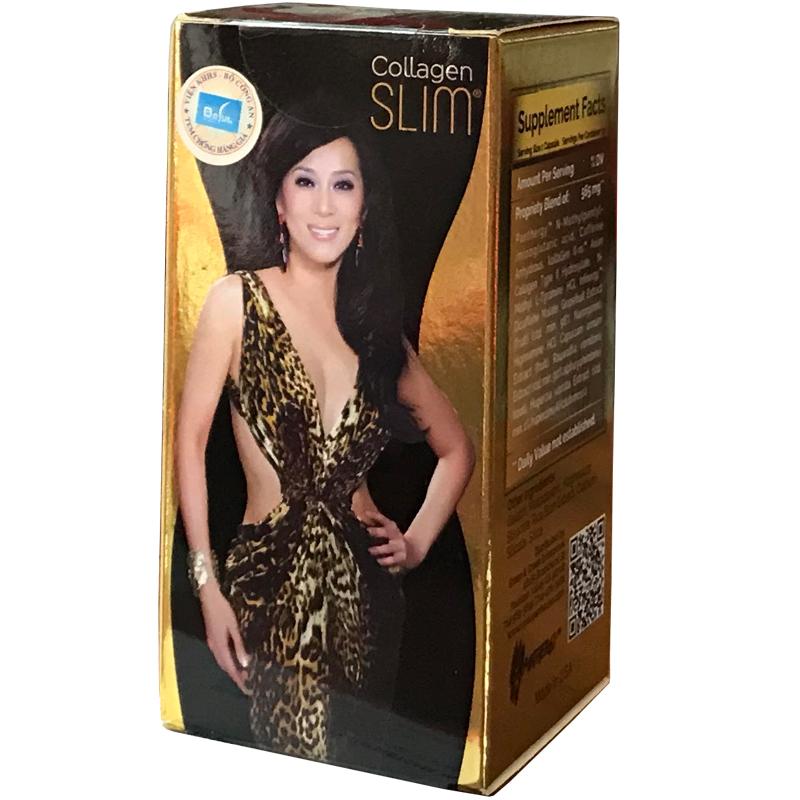Giảm cân Collagen Slim USA