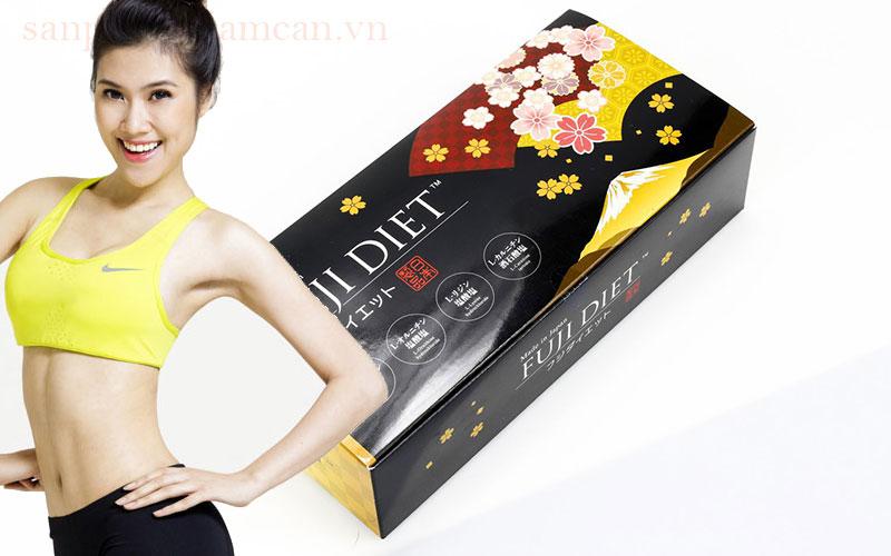Fuji Diet không chỉ nổi bật với thành phần 100% từ thiên nhiên mà còn được đánh giá cao bởi cơ chế Amino Acid an toàn, giảm cân bền vững, không gây mất nước