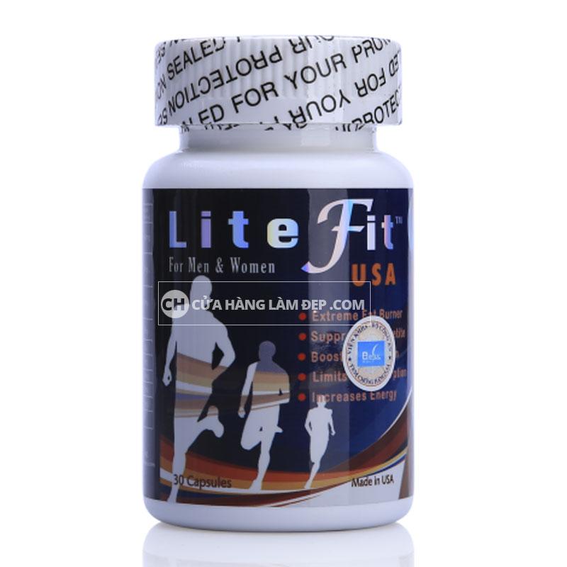 Viên uống giảm cân Litefit USA của Kỳ Duyên House
