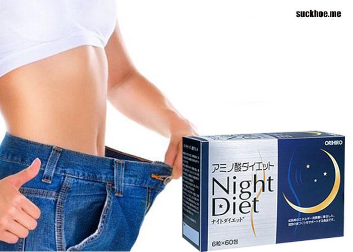 Sản phẩm giúp giảm cân ngoài ra còn bổ sung các loại chất dinh dưỡng mà cơ thể dễ bị thiếu hụt trong quá trình ăn kiêng giảm cân như Vitamin B1, Vitamin B6, Axit Pantothenic…Giúp quá trình giảm cân của bạn trở nên nhẹ nhàng, không gây mệt mỏi và xạm da khi tụt cân