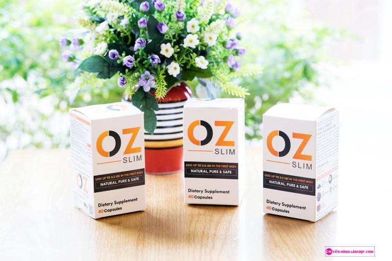 Viên uống giảm cân OZ SLIM (40 Viên)