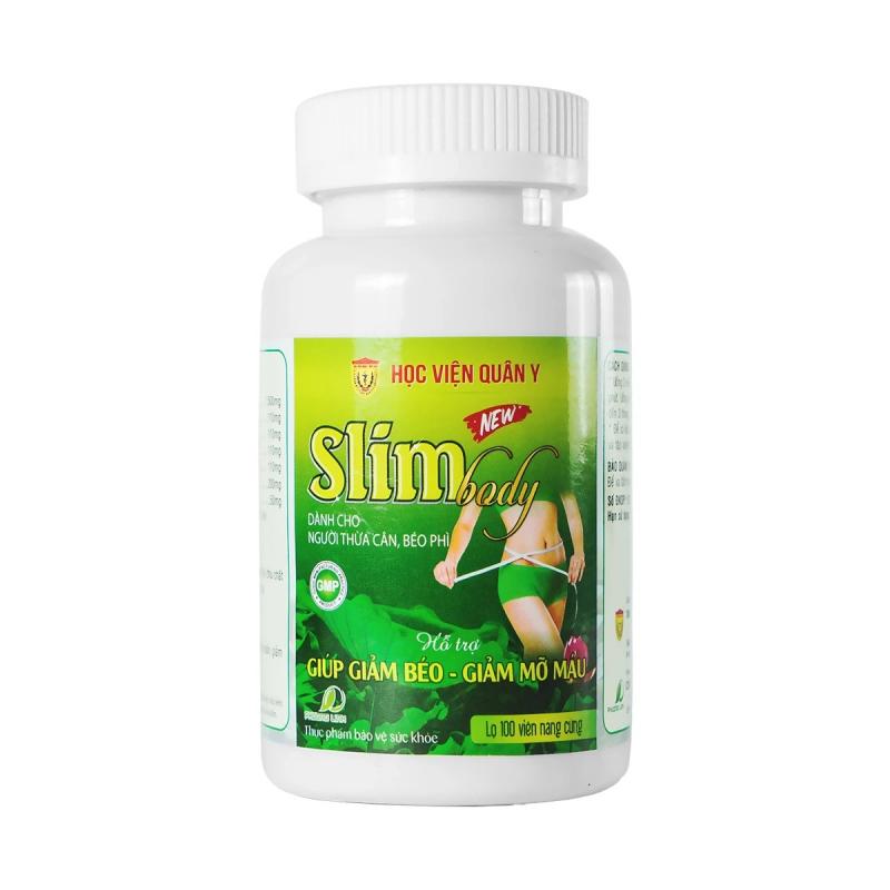 Viên uống giảm cân Slim Body New