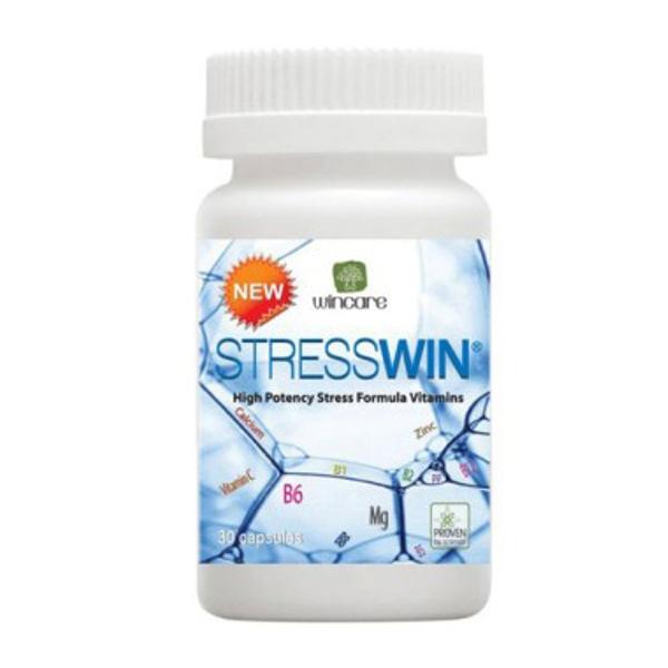 Viên uống giảm stress cho nam giới – STRESSWIN® For Men