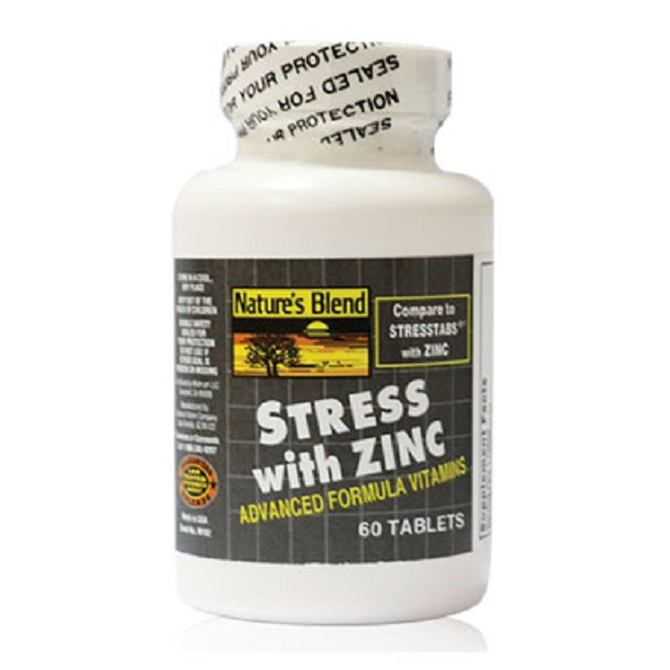 Viên uống giảm Stress with Zinc
