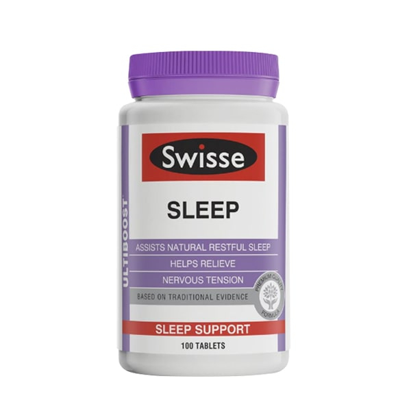 Viên uống Swisse Sleep