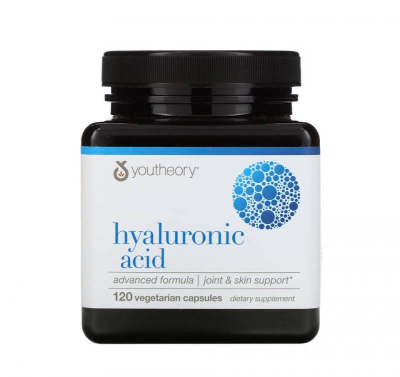 Viên Uống Làm Đẹp Da Youtheory Hyaluronic Acid Advanced