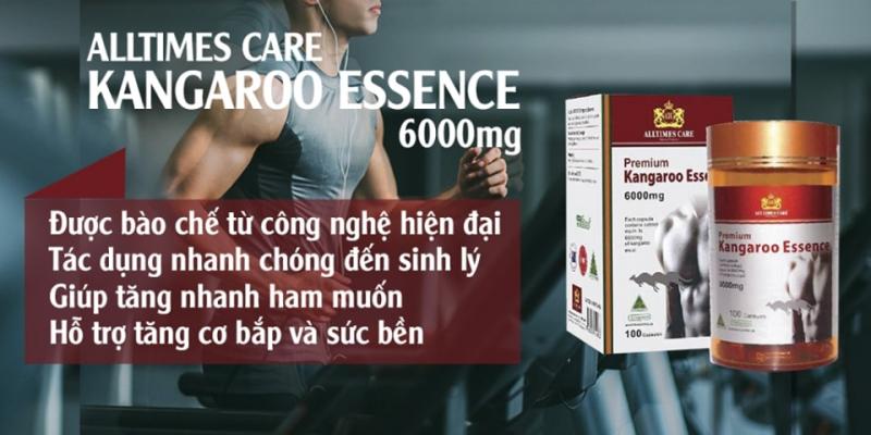 Viên uống tăng cường sinh lý nam giới Alltimes Care