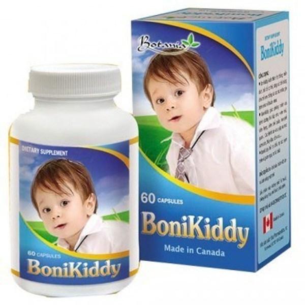 BoniKiddy - Tăng Sức Đề Kháng Cho Bé Yêu Khỏe Mạnh (60 Viên)
