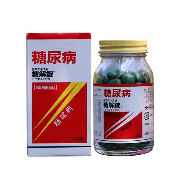 Viên uống Tokaijyo giúp điều hòa đường huyết