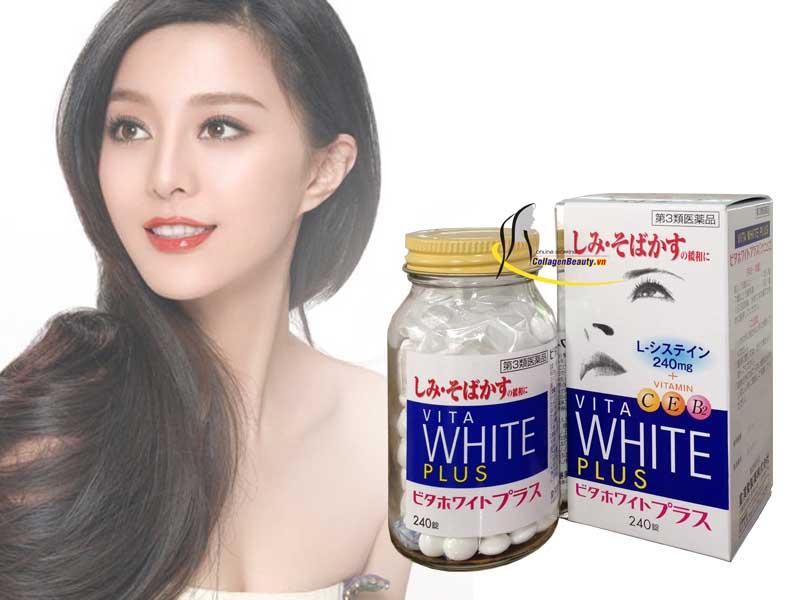 Vita White Plus sẽ giúp bạn giảm nám một cách nhanh chóng và hiệu quả.