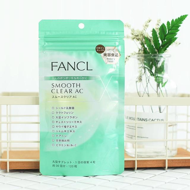 Viên uống trị mụn Fancl Nhật Bản