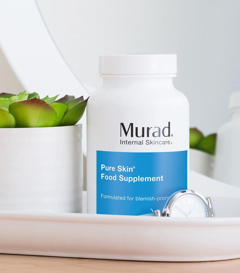 Viên uống Trị Mụn Murad Pure Skin Clarifying