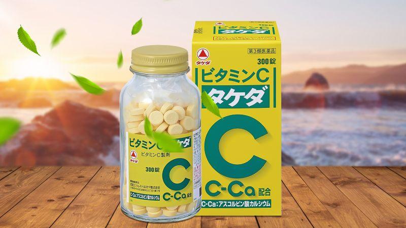 Viên uống Vitamin C 2000mg Takeda 300 viên là sản phẩm bổ sung vitamin C hàm lượng cao, vừa có tác động đến sức khỏe, đề kháng, vừa là phương pháp hỗ trợ làm đẹp da, trị nám hữu hiệu.
