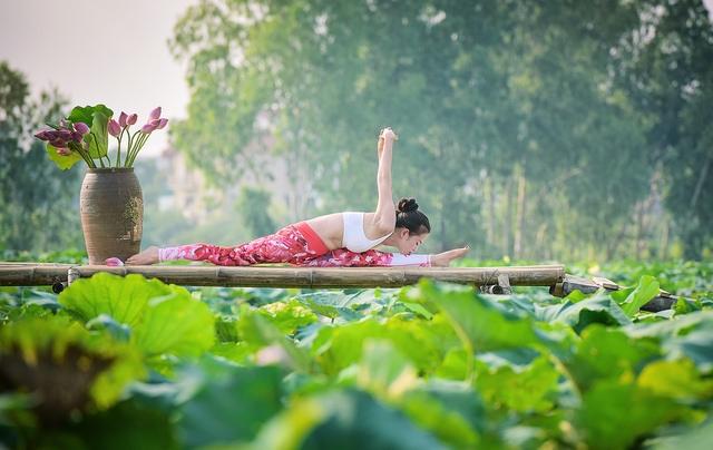 Yoga giúp cho cơ thể dẻo dai, tăng sức đề kháng, ngăn ngừa bệnh tật