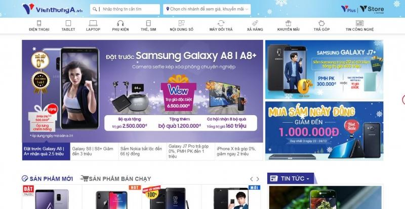 Trang chủ của Vienthonga.com