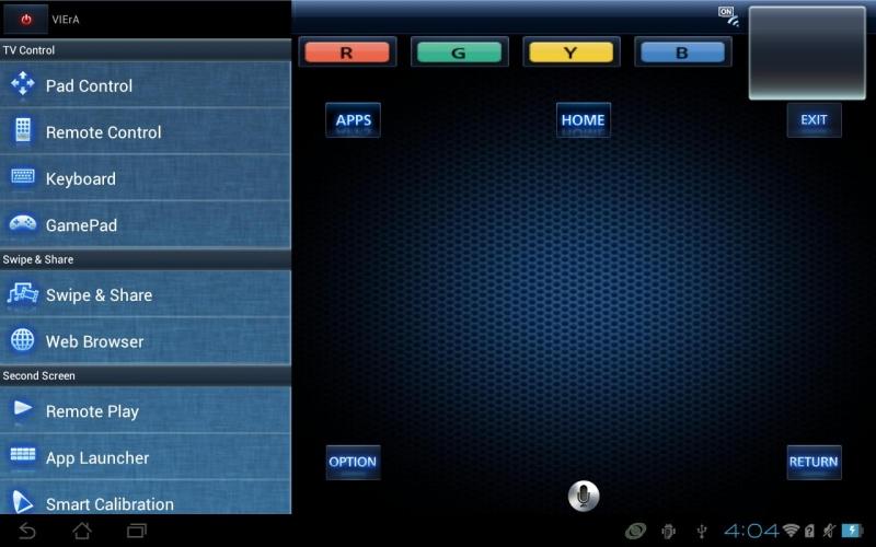 Viera Remote 2