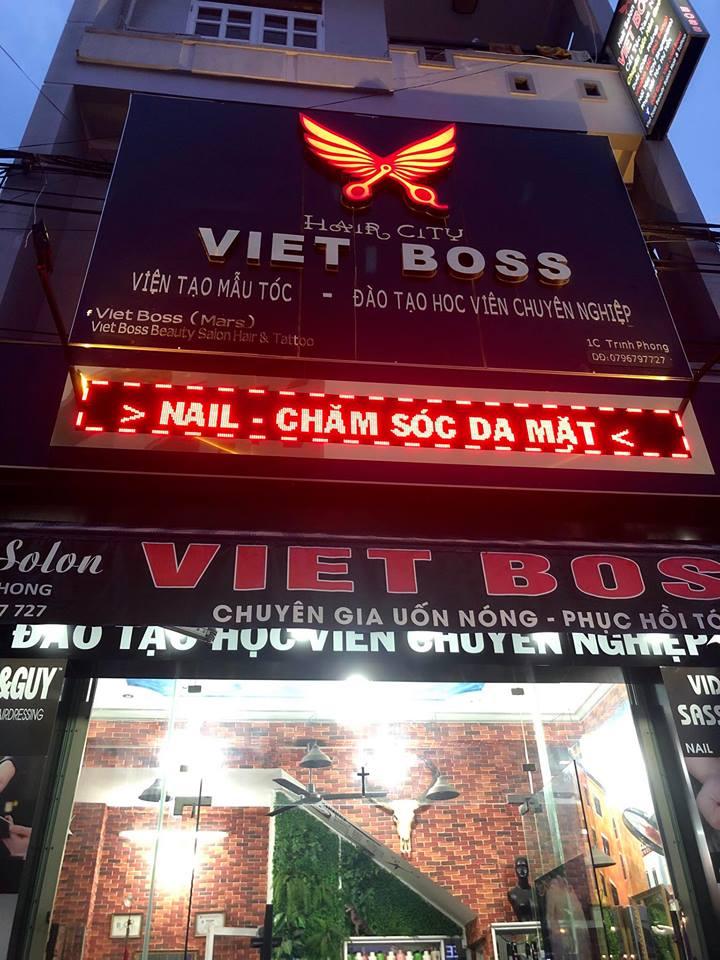 Viet Boss Beauty Salon Hair & Tattoo