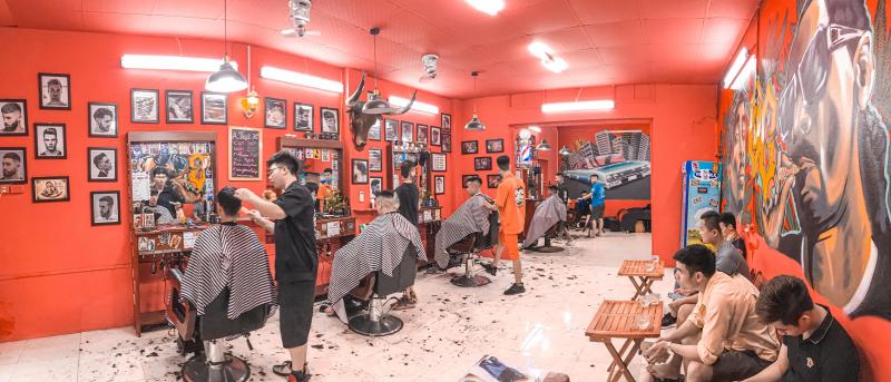 Việt Mann - Số 1 về cắt tóc nam