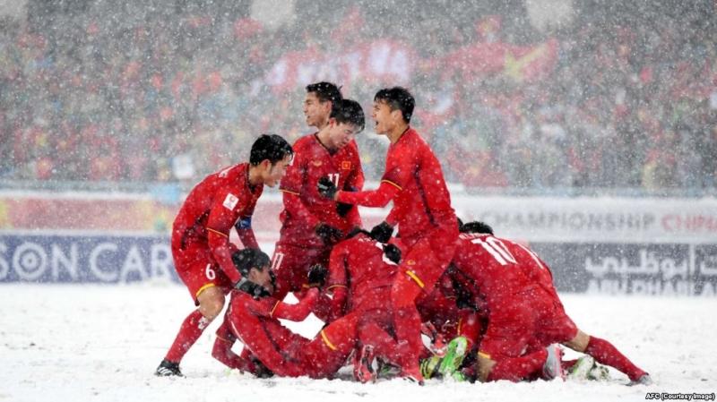 Cầu thủ U23 Việt Nam