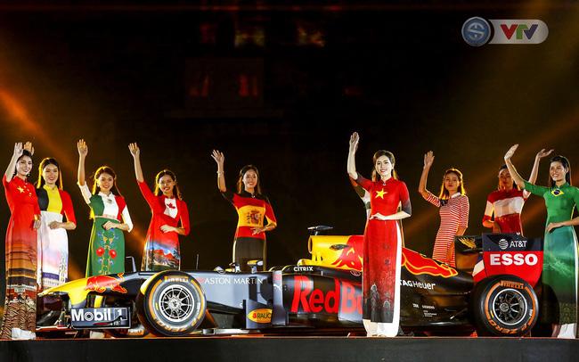 Việt Nam sẽ tổ chức giải đua xe F1 từ năm 2020