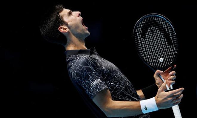 Tay vợt hàng đầu Djokovic có sự trở lại ngoạn mục