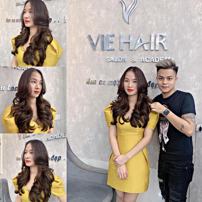 Viet Paris Hairstudio