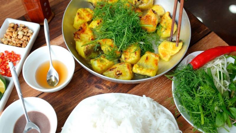 Một số món ăn của Việt Quán tại Seoul