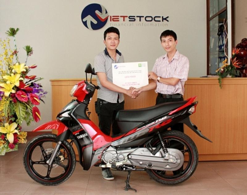 Nguyễn Đặng Tường Duy – nhà vô địch đầu tiên của Đấu trường chứng khoán Vietstock – Cuộc đua FBS tháng 6/2014.