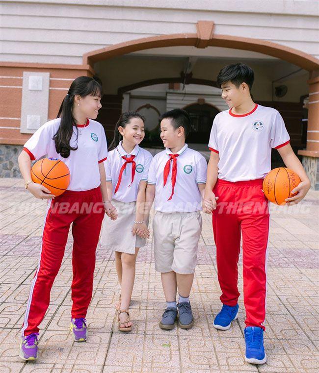 Đồng phục học sinh TH-THCS