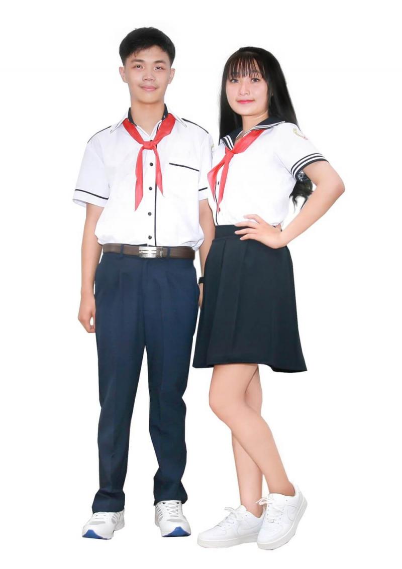 Đồng phục đến trường