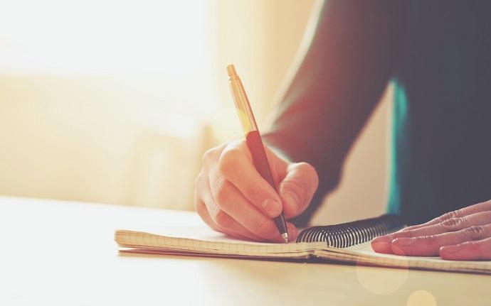 Viết thư giúp trẻ tự tin và nổi trội hơn