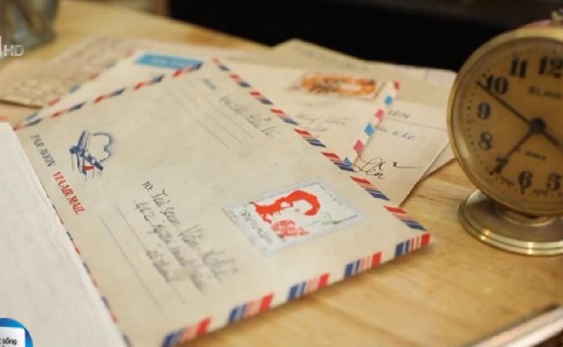 Viết thư thăm hỏi người ốm