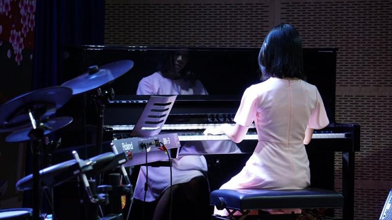 Học viên của Việt Thương Music 369