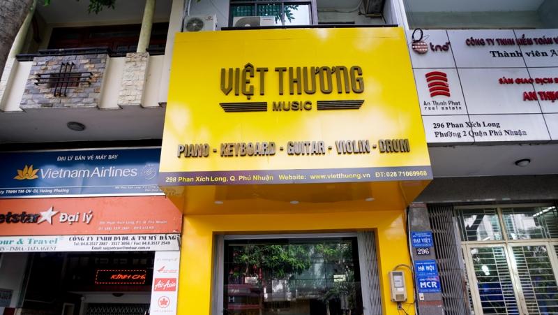 Một trong những chi nhánh của Việt Thương