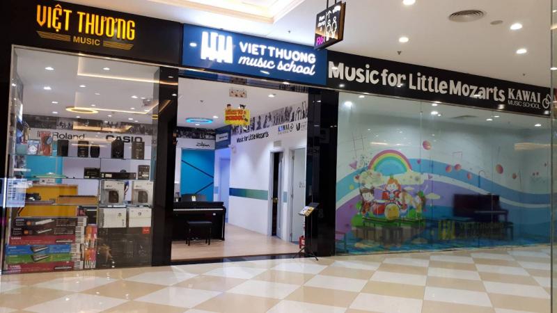 Việt Thương Music School