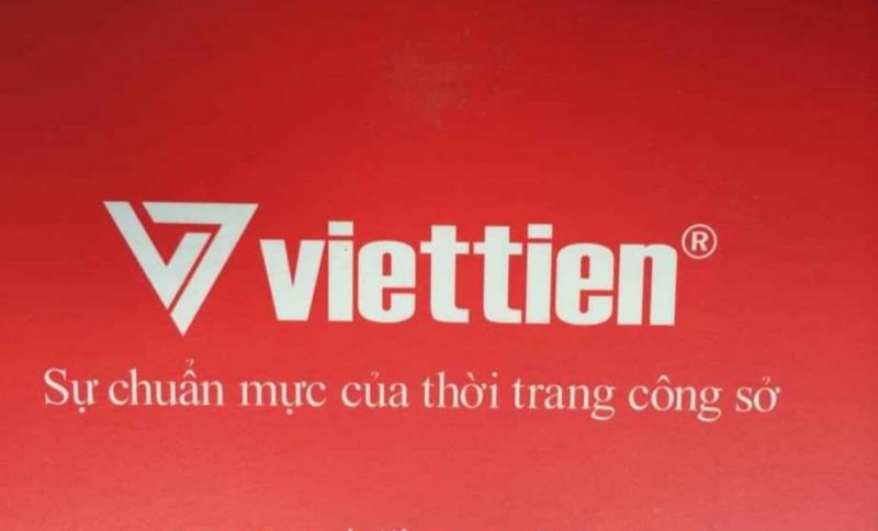 LOGO của thời trang Việt Tiến.