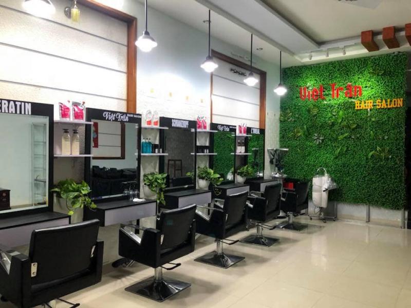 Việt Trần Hair Salon