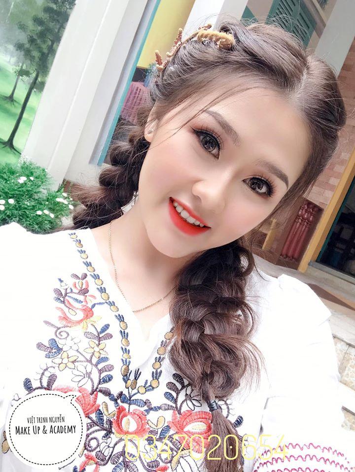 Việt Trinh Nguyễn Makeup