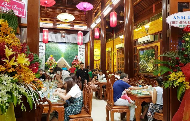 Vietbamboo Restaurant